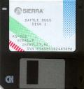 Battle Bugs DOS Media Disk 1/3