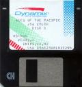 Aces of the Pacific DOS Media Disk 1/3