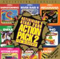 Activision's Atari 2600 Action Pack 2 Windows Other Jewel Case - Front