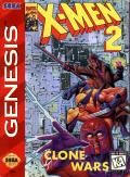 X-Men 2: Clone Wars Genesis Front Cover