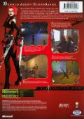 BloodRayne Xbox Back Cover
