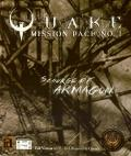 Quake Mission Pack No. I: Scourge of Armagon DOS Front Cover