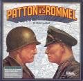 Patton vs. Rommel DOS Front Cover