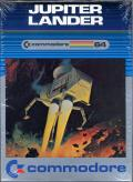 Jupiter Lander Commodore 64 Front Cover
