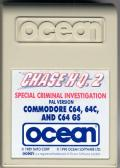 Chase H.Q. II: Special Criminal Investigation Commodore 64 Media
