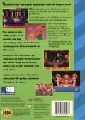 Chuck Rock II: Son of Chuck SEGA CD Back Cover