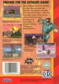 Eternal Champions Genesis Back Cover