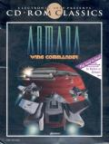 Wing Commander Armada DOS Front Cover