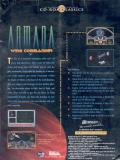 Wing Commander Armada DOS Back Cover