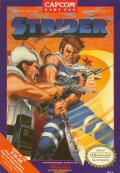 Strider NES Front Cover