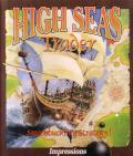 High Seas Trader DOS Front Cover