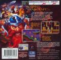 The Lost Vikings Game Boy Advance Back Cover