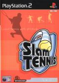 Slam Tennis PlayStation 2 Front Cover