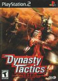 Dynasty Tactics PlayStation 2 Front Cover