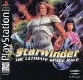 Starwinder PlayStation Front Cover