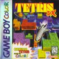 Tetris DX Game Boy Color Front Cover