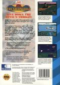 AH-3 Thunderstrike SEGA CD Back Cover