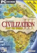 Sid Meier's Civilization III: Play the World Windows Front Cover