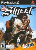 NFL Street PlayStation 2 Front Cover