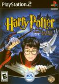 Harry Potter and the Sorcerer's Stone PlayStation 2 Front Cover