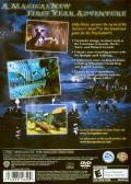 Harry Potter and the Sorcerer's Stone PlayStation 2 Back Cover