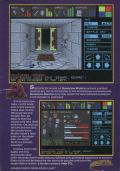 Dungeon Master Atari ST Back Cover