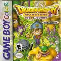 Dragon Warrior Monsters 2: Cobi's Journey Game Boy Color Front Cover