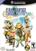 Final Fantasy: Crystal Chronicles GameCube Front Cover