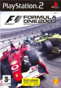 Formula One 2003 PlayStation 2 Front Cover