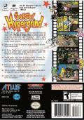 Go! Go! Hypergrind GameCube Back Cover