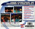 Knockout Kings 2001 PlayStation Back Cover