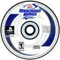 Knockout Kings 2001 PlayStation Media