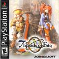 Threads of Fate PlayStation Front Cover