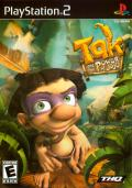 Tak and the Power of Juju PlayStation 2 Front Cover