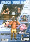 WWE Smackdown! Here Comes the Pain PlayStation 2 Back Cover