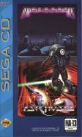 Microcosm SEGA CD Front Cover