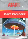 Space Invaders Atari 2600 Front Cover