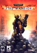 Warhammer 40,000: Fire Warrior Windows Front Cover