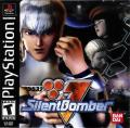 Silent Bomber PlayStation Front Cover