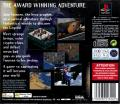 Relentless: Twinsen's Adventure PlayStation Back Cover