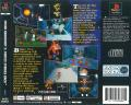 Crash Bandicoot 2: Cortex Strikes Back PlayStation Back Cover
