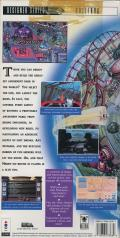 Theme Park 3DO Back Cover