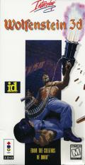 Wolfenstein 3D 3DO Front Cover