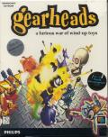 Gearheads Windows Front Cover
