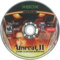 Unreal II: The Awakening Xbox Media