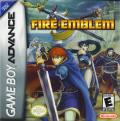 Fire Emblem Game Boy Advance Front Cover