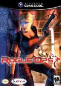 Rogue Ops GameCube Front Cover