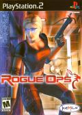 Rogue Ops PlayStation 2 Front Cover