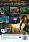Beyond Good & Evil PlayStation 2 Back Cover