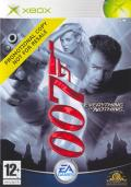 007: Everything or Nothing Xbox Front Cover